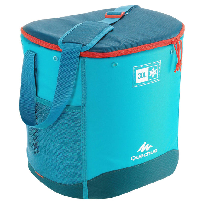 Camping/Country Walking Compact Cooler 30 Liters,dark petrol blue, photo 1 of 8
