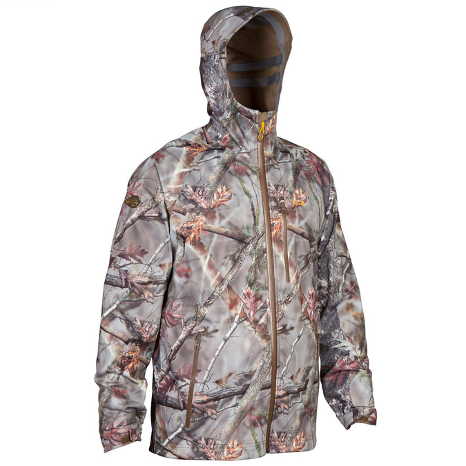 Hunting Light Waterproof Jacket Actikam 500,camouflage, photo 1 of 15