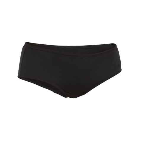 Women's Surfing Shorty Swimsuit Bottoms Vera,black