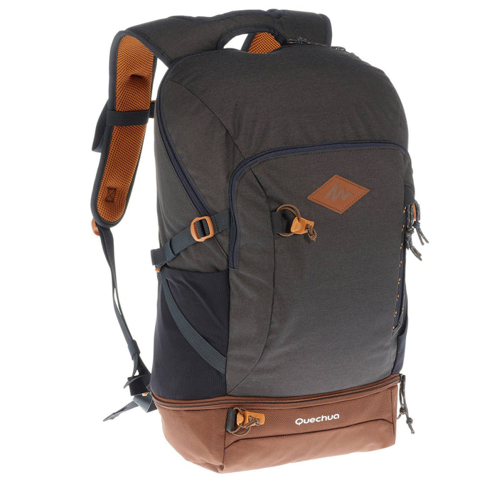 Country Walking Backpack 30 L NH500,dark grey, photo 1 of 25