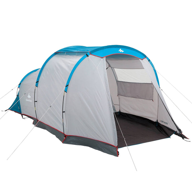Quechua Arpenaz Tent Family Tent 4 persons 1 Sleeping Cabin Camping Tent tunnelze
