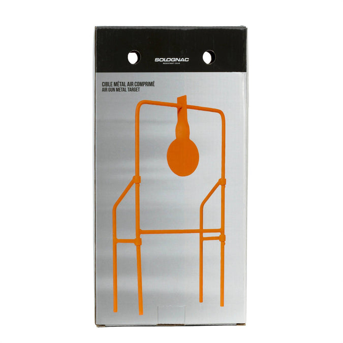 Metal Air Gun Target,orange, photo 1 of 9