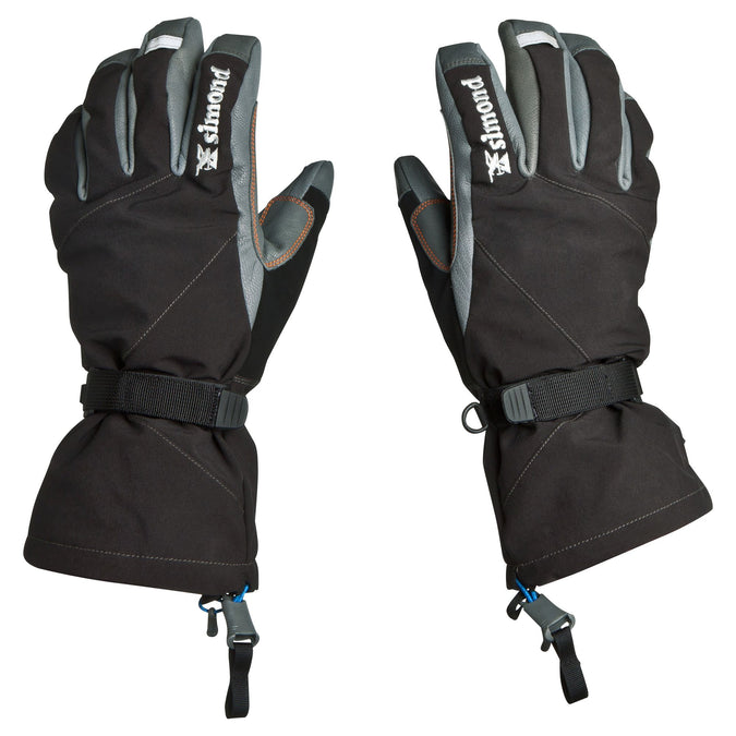 Mountaineering 2-in-1 Gloves,dark gray, photo 1 of 14