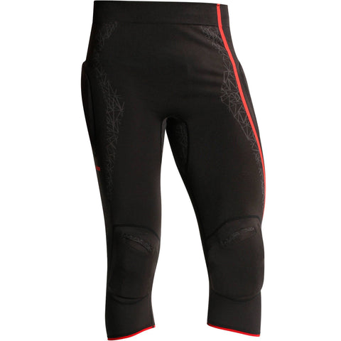 Men's Ski Base Layer Pants Myslim,black