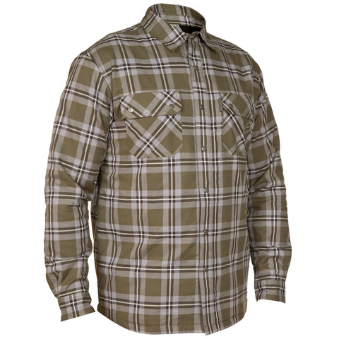 Hunting Overshirt 300,brown