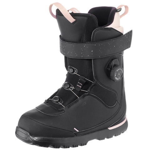Women's On/Off-Piste Snowboarding Shoes Serenity 500,