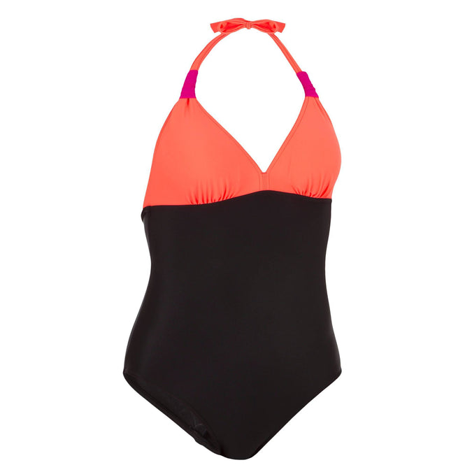 Women's One-Piece Swimsuit Clea,black, photo 1 of 6