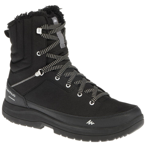 Men's Snow Hiking Warm and Waterproof Boots SH100,