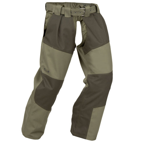 Hunting Waterproof Overpants Supertrack 300,khaki