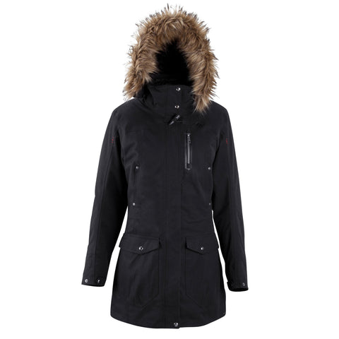 Women's World Backpacking 3-in-1 Jacket Rainwarm 900,