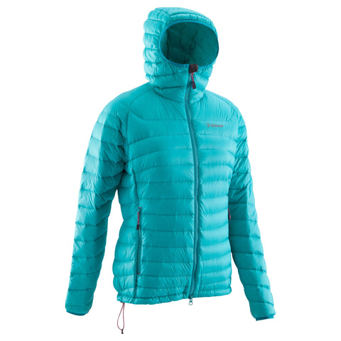 Women's Climbing Light Down Jacket,icy mint
