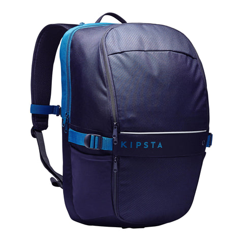 Kipsta Essential, 35 L Team Sports Backpack,navy blue