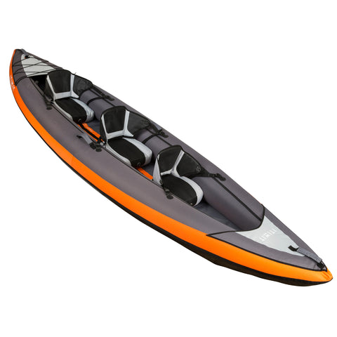 Itiwit, Inflatable Recreational Sit-in Kayak, 2-3 Person