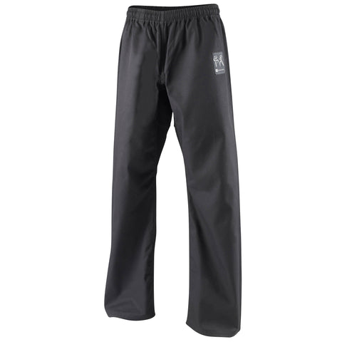 Martial Arts Pants,black