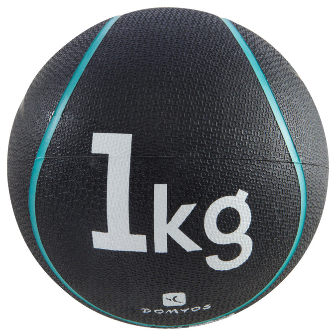 Nyamba ToneBall, Weighted Medicine Ball,turquoise, photo 1 of 1