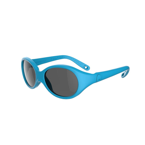 Baby Hiking Sunglasses Aged 6-24 Months Category 4 MH B100,