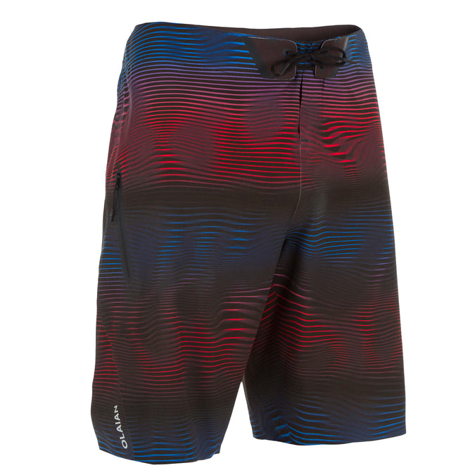 Surfing Long Boardshorts 900,dark red, photo 1 of 5