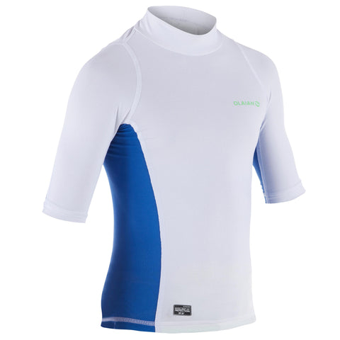 Children's Surfing T-Shirt Short-Sleeved UV Protection Top 500,