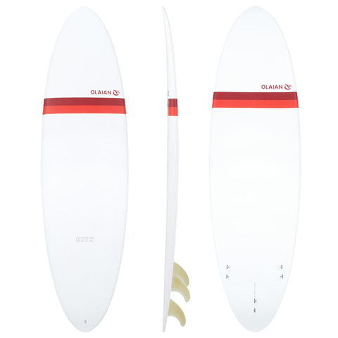 Surfboard Rigid Egg 6'6