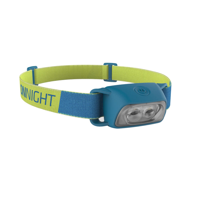 Backpacking Headlamp 80 Lumens Onnight 100,petrol blue, photo 1 of 9