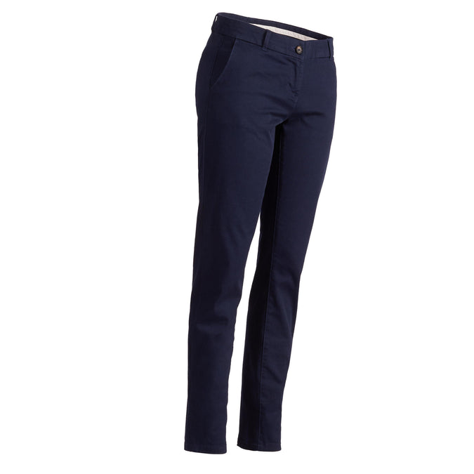 Women's Golf Mild Weather Pants,midnight blue, photo 1 of 6