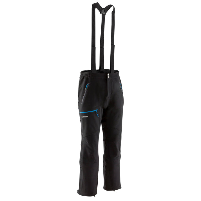 Men's Mountaineering Pants,black, photo 1 of 14