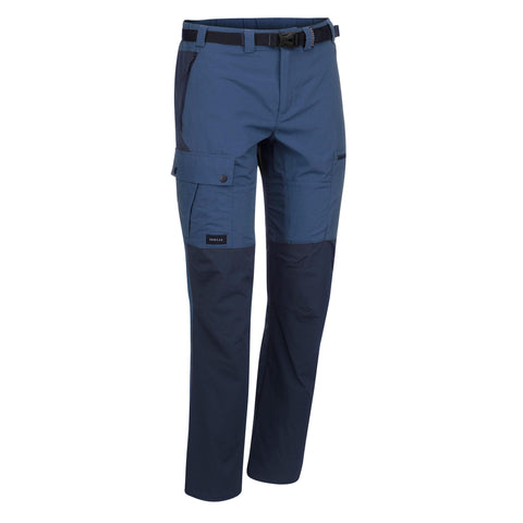 Men's Trek 500 Hiking Pants,slate blue