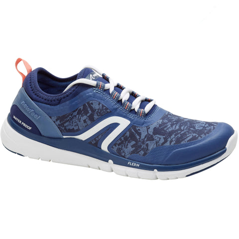 Women's Fitness Walking Shoes Waterproof Plasma PW 580,