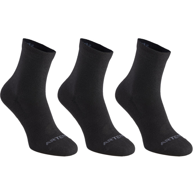 Socks Tri-Pack RS 160,black, photo 1 of 8