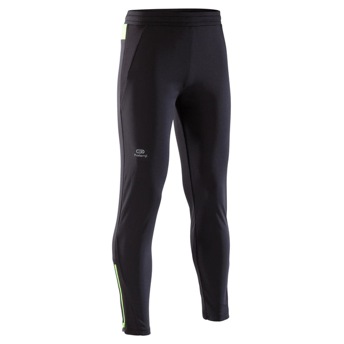 Children's Athletic Pants Run Warm,black, photo 1 of 1