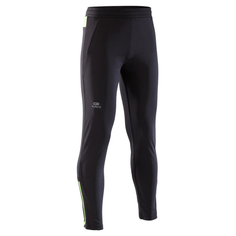 Children's Athletic Pants Run Warm,black