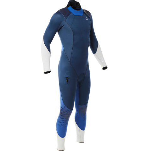 Men's Scuba Diving 3 mm Wetsuit with Padding SCD 540,
