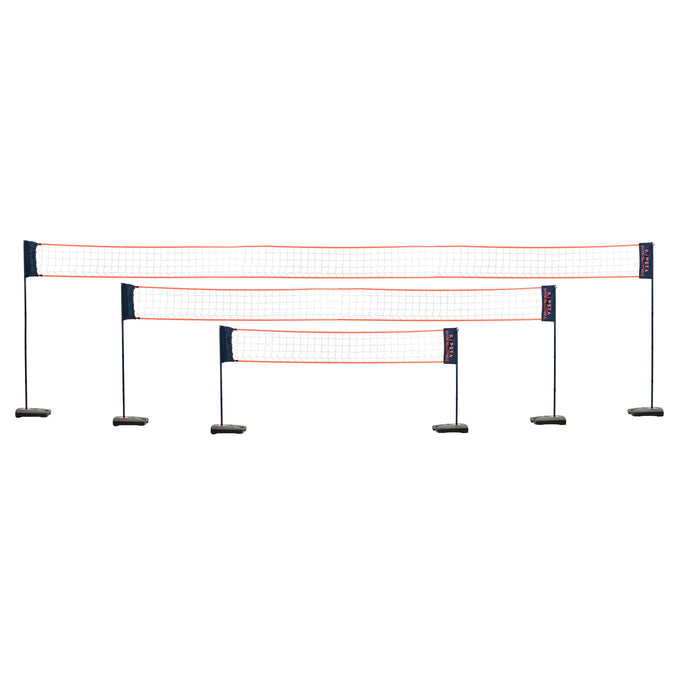 Beach Volleyball Net Adjustable BV500,dark blue, photo 1 of 20