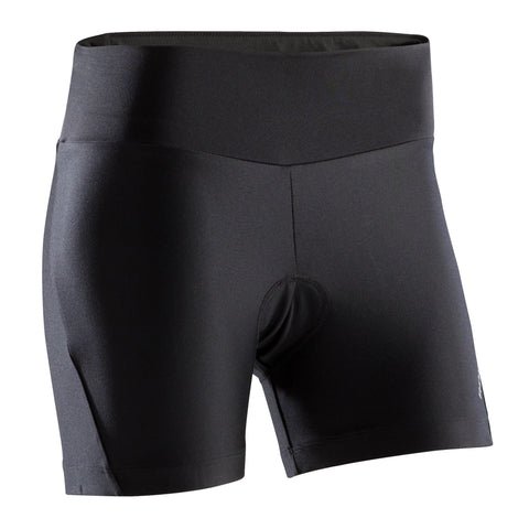 Women's Mountain Bike Shorts ST100,black