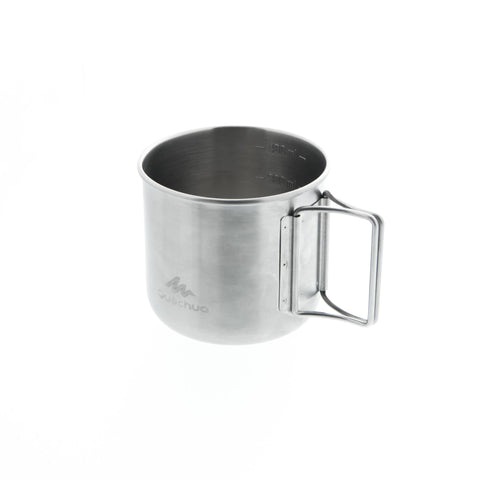MH150 0.4 L Stainless Steel Camping Mug,