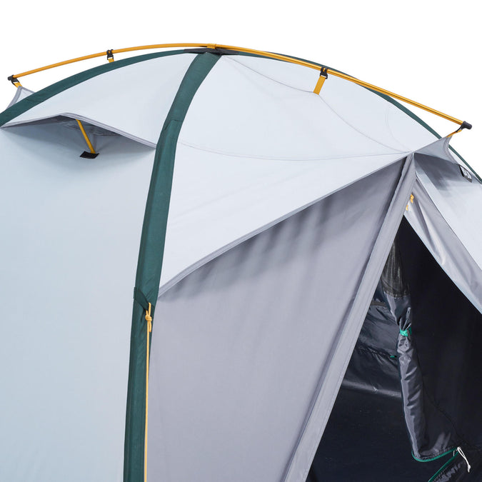 Forclaz Quickhiker Fresh Black Waterproof Backpacking Tent 2 Perso Decathlon