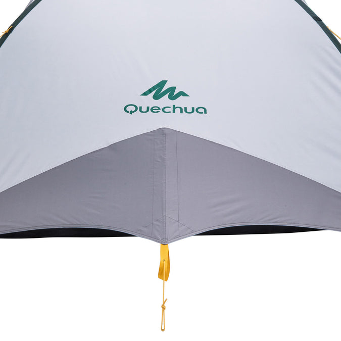 Forclaz Quickhiker Fresh Black Waterproof Backpacking Tent 3 Perso Decathlon