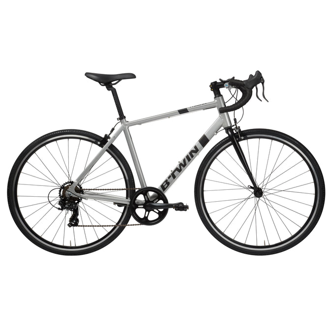 Triban RC 100 Road Bike,light grey, photo 1 of 16