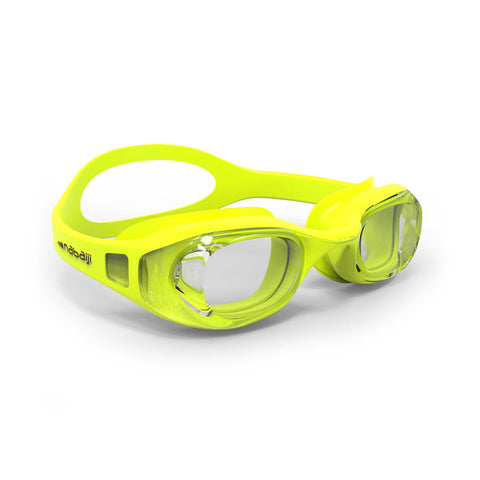 Swimming Goggles Easy Xbase 100,neon yellow