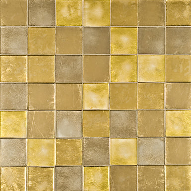 Precious Metal Field - Gold Leaf Blend