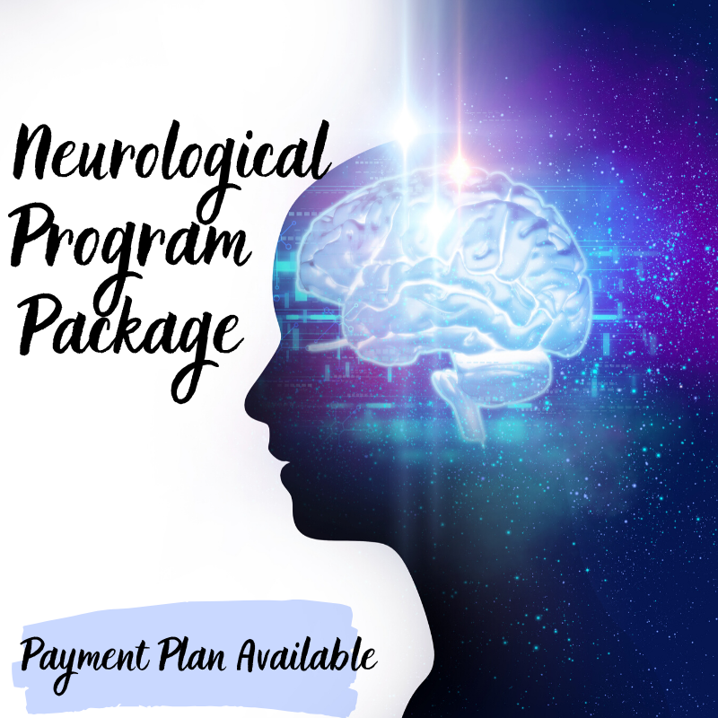 Neurological Program Package (Payment Plan Available)