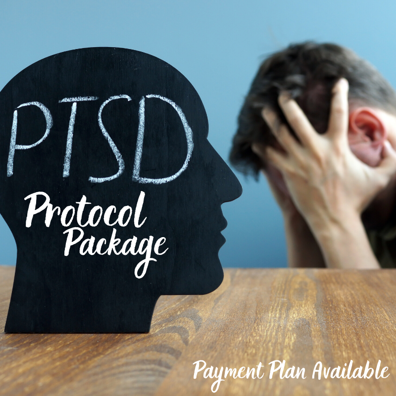 PTSD Protocol Package (Payment Plan Available)