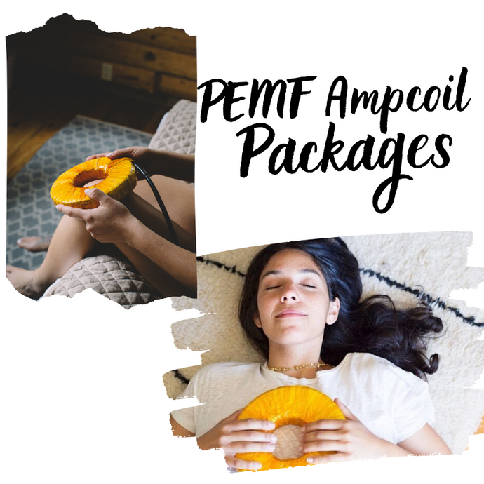 PEMF AmpCoil Packages