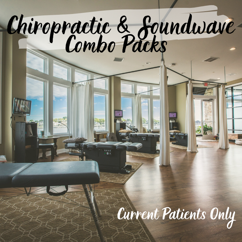 Chiropractic + Soundwave Therapy