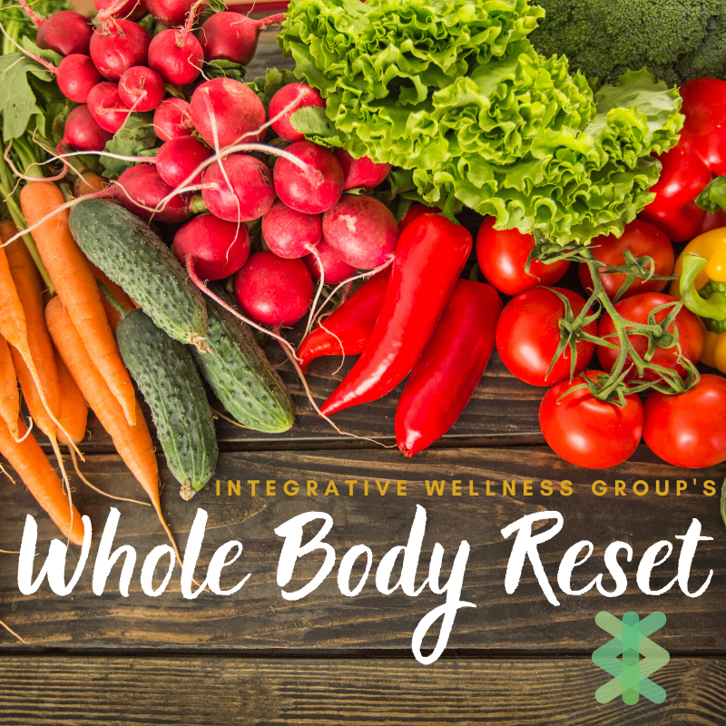 21 Day Whole Body Reset