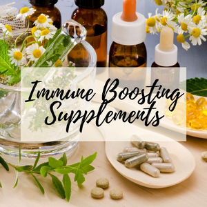 Immune Boosting Supplement Package [2 Options]