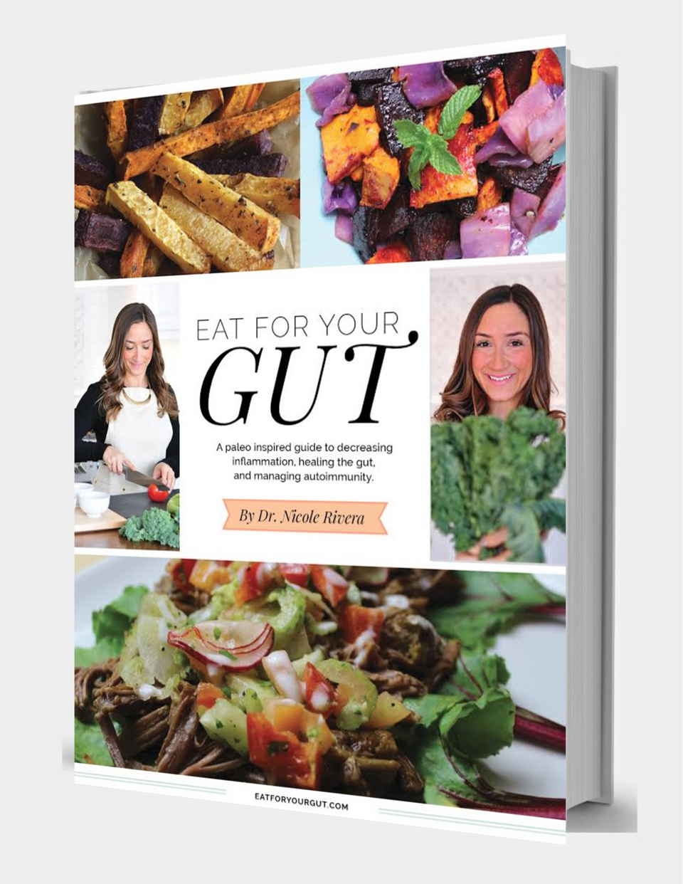 The Eat for Your Gut Cookbook (Paperback)