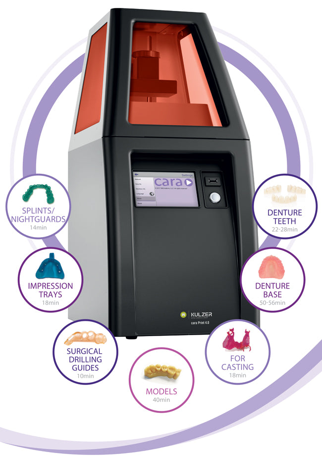 ADX20 Offer #9 Chairside 3D Printer - cara4.0 by Kulzer