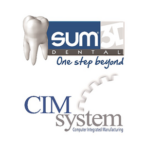Sum3D Dental CAM software for 4W/42W
