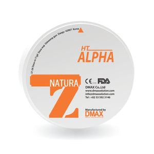 DMAX Alpha HT (1,100 MPa / High Translucent)
